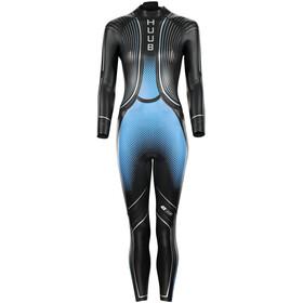 HUUB Agilis Brownlee 3.3 Wetsuit Women black/blue